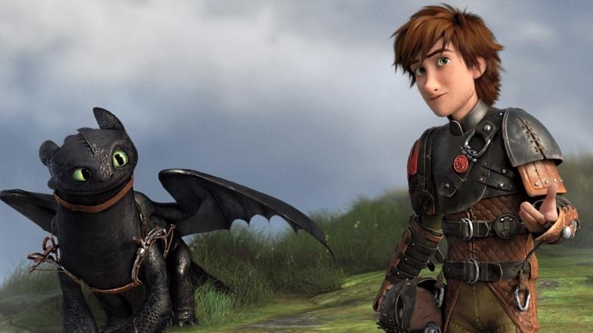 «Как приручить дракона 3» показал лучший старт в США в истории франшизы