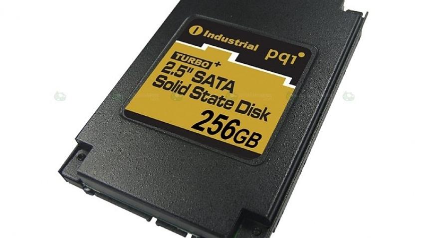 Новое SSD-хранилище от PQI