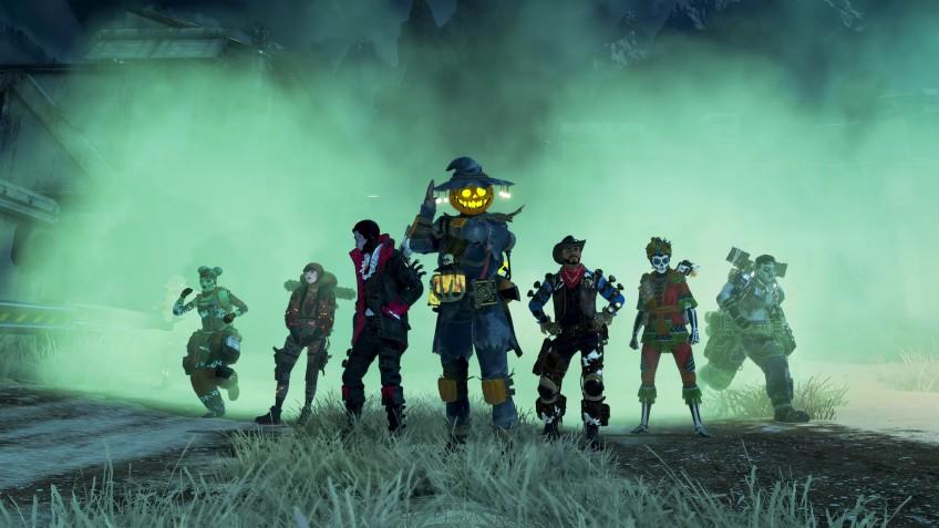 В честь Хэллоуина в Apex Legends началось коллекционное событие «Бейся или бойся»