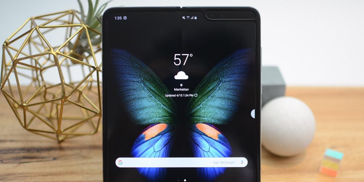 Стала известна возможная дата возврата на рынок Samsung Galaxy Fold