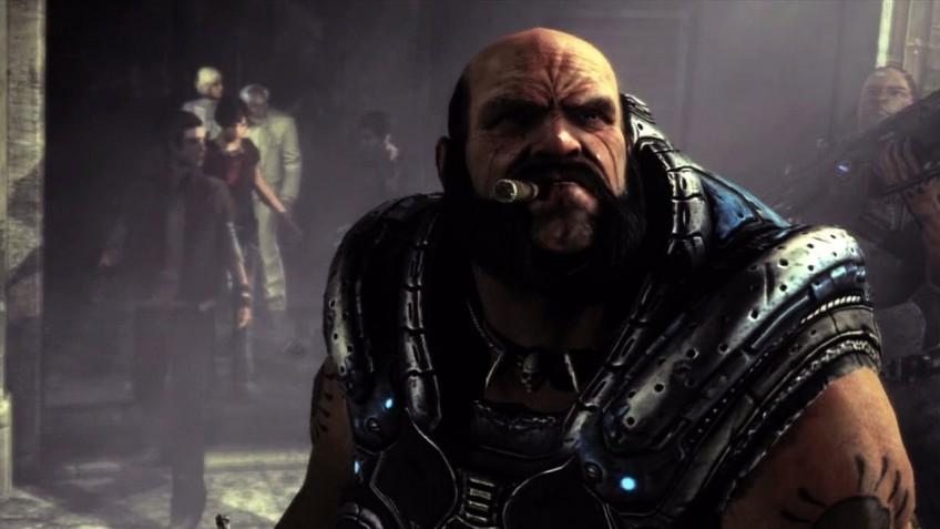 Персонажи Gears ofWar откажутся откурения