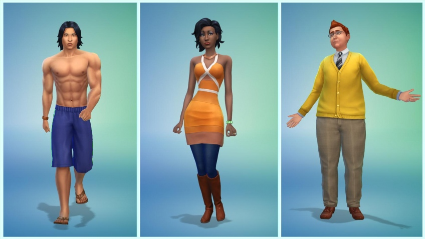 The Sims 3 Relationships: Best/Old Friends, Break-Ups