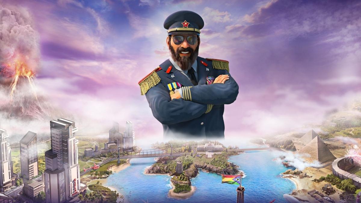 Выход Tropico6 перенесли на конец марта