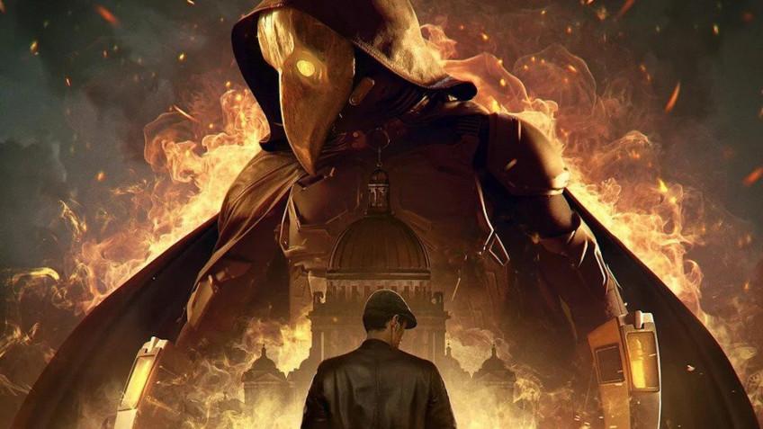 «Майор Гром: Чумной доктор» вышел на «КиноПоиск HD» и Netflix