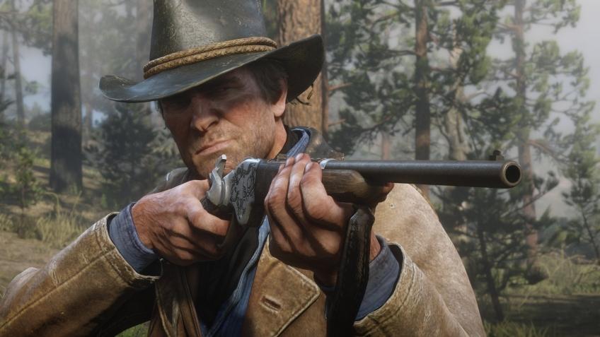 Ранняя копия: Red Dead Redemption2 весит «всего» 50 гигабайт?