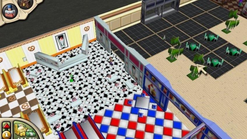 Демоверсия Mall Tycoon 2