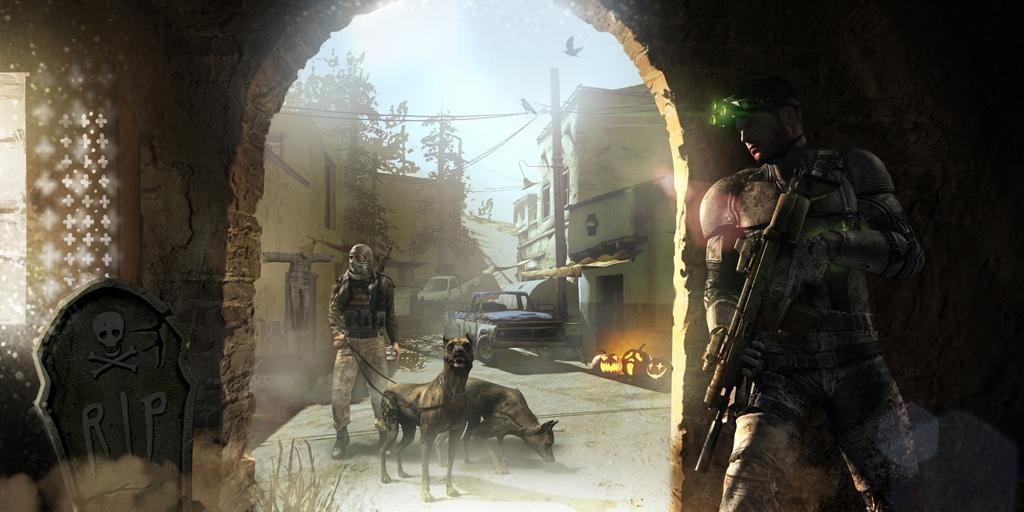 До ухода из Ubisoft Джейд Реймонд работала над продолжением Splinter Cell