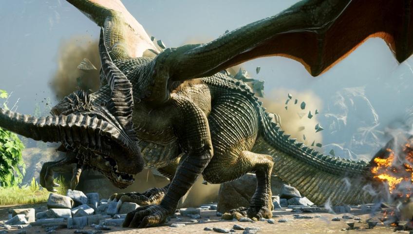 В PlayStation Store распродают ролевую игру «Dragon Age: Инквизиция» для PS4