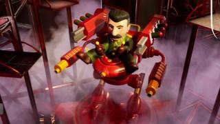 Когда кружится Сталин: авторы Stalin vs. Martians4 выпустили демоверсию игры