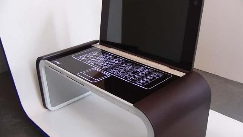 Компьютер будущего. Возможно, так?