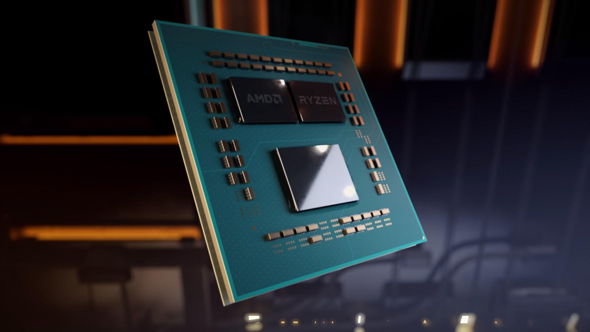 Утечка приписывает архитектуре AMD Zen3 рост быстродействия более чем на восемь процентов
