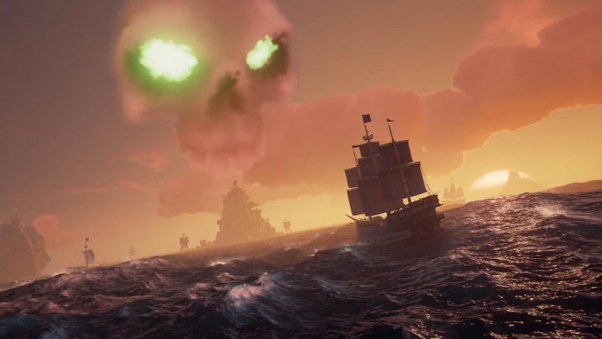 Sea of Thieves вышла в Steam за 725 рублей