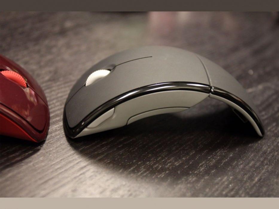 Microsoft Arc – стильная мышь в деталях