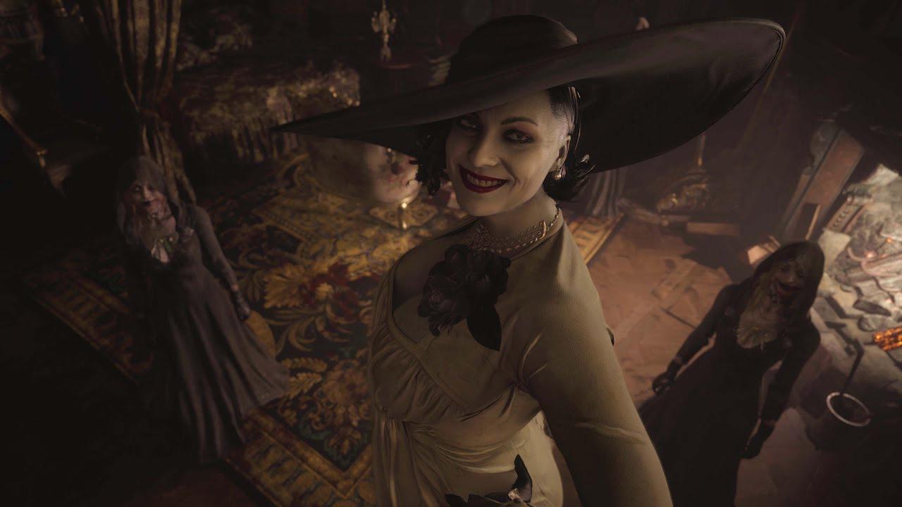Художественного руководителя Resident Evil Village поразила реакция на Леди Димитреску