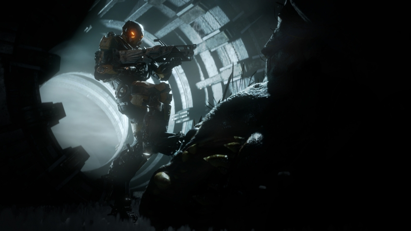 Digital Foundry: технический анализ VIP-демо Anthem на PS4 Pro и Xbox One X