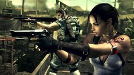 Resident Evil5 стала самой успешной игрой в истории Capcom
