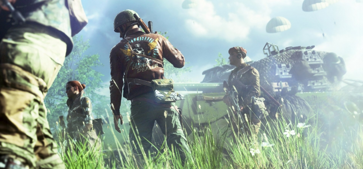 В Battlefield V не будет «королевской битвы»