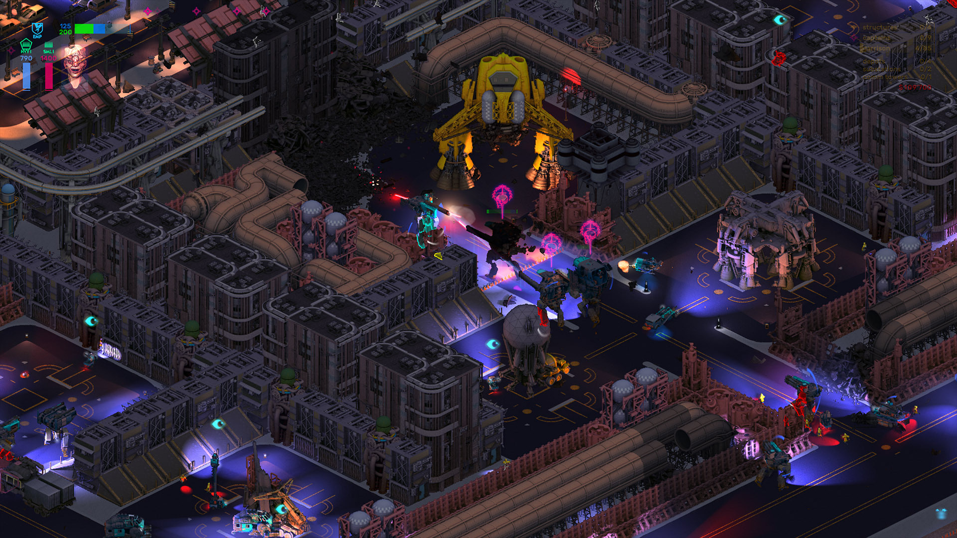 GOG раздаёт Deluxe-издание Brigador: Up-Armored