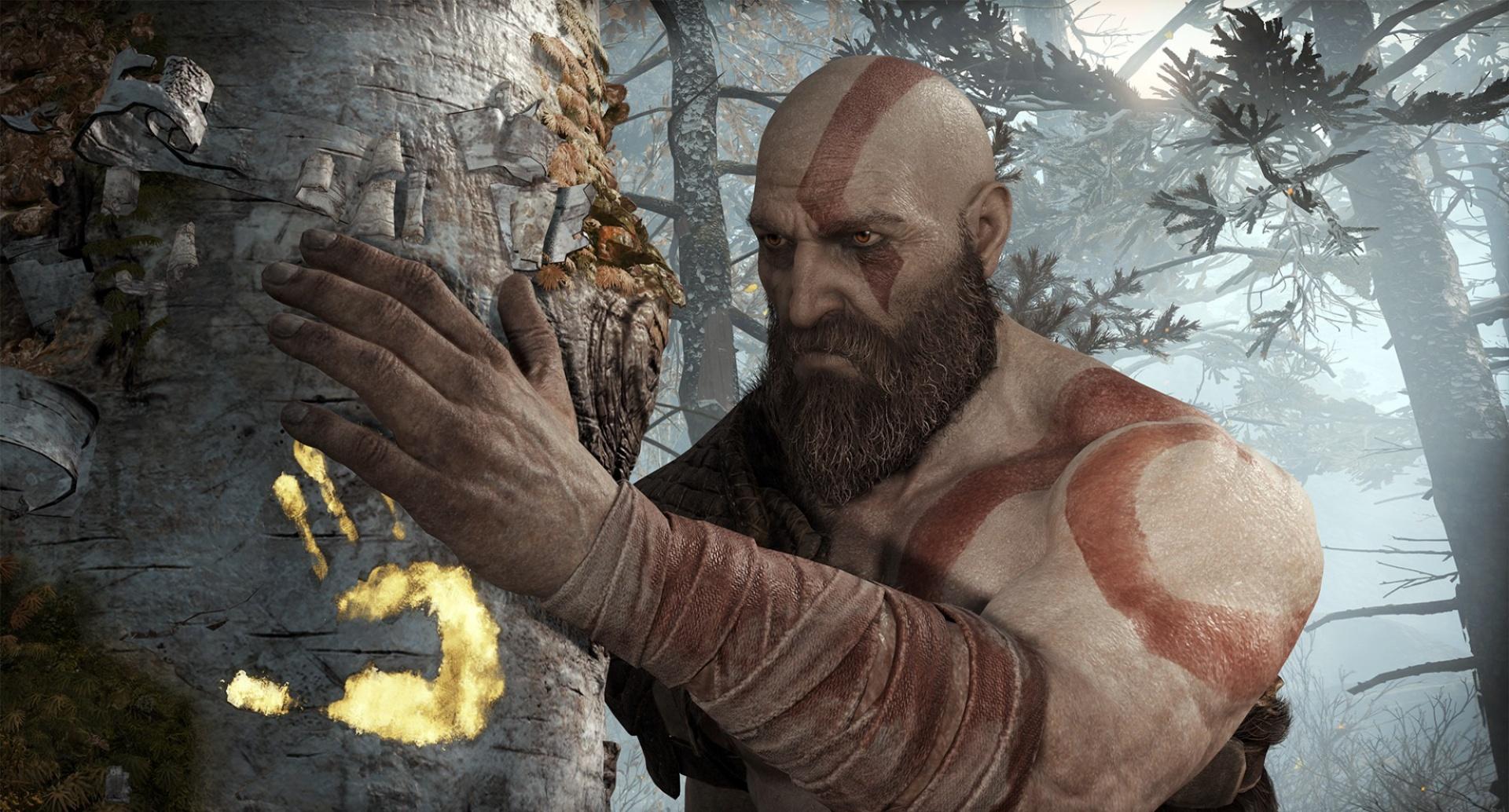 Для прошлогоднего God of War вышло новогоднее DLC