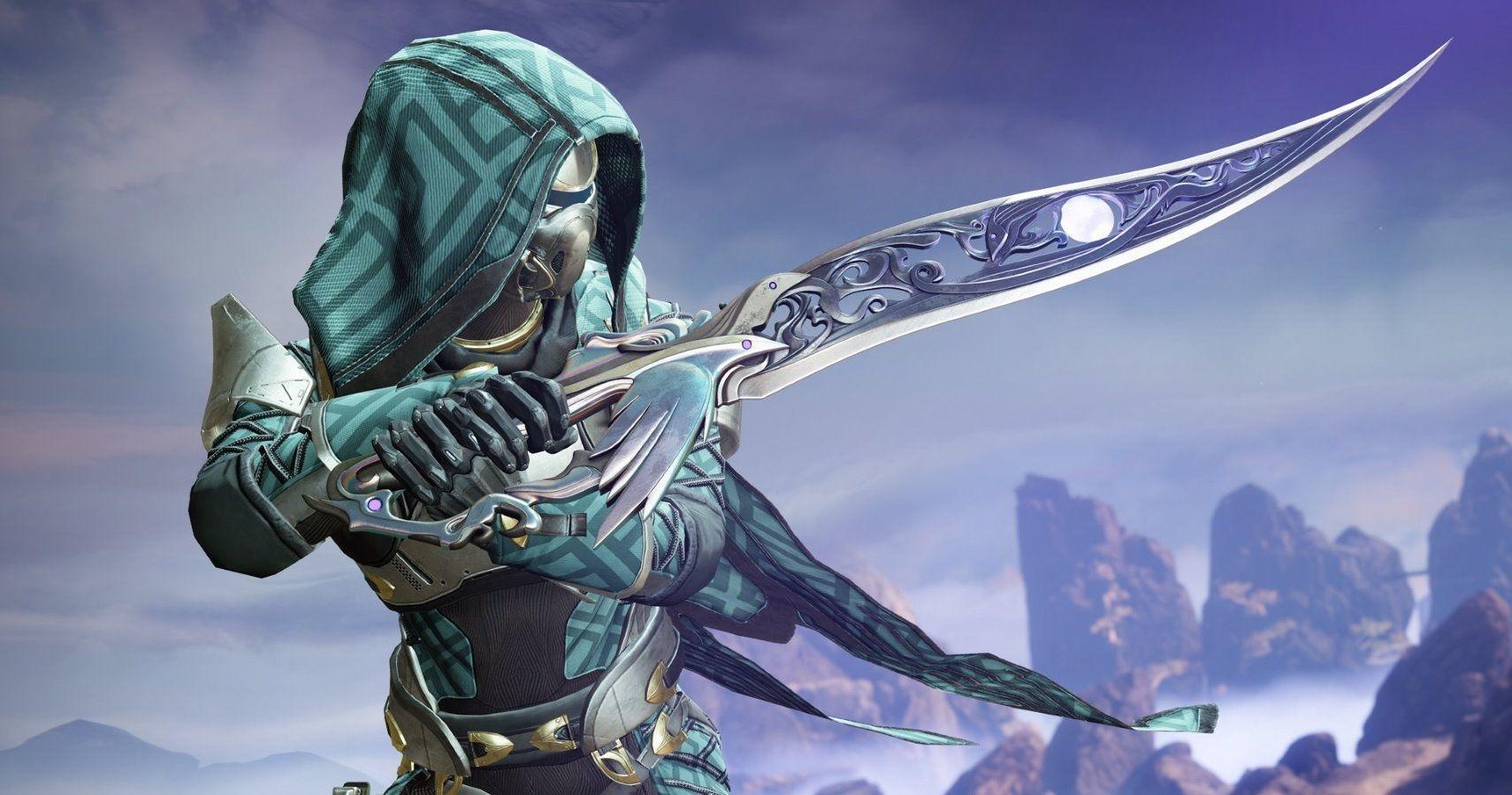 Bungie полностью переделает мечи в Destiny2 — для них появится шкала энергии