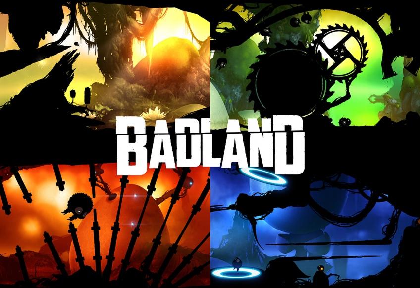 Платформер Badland доберется до больших платформ