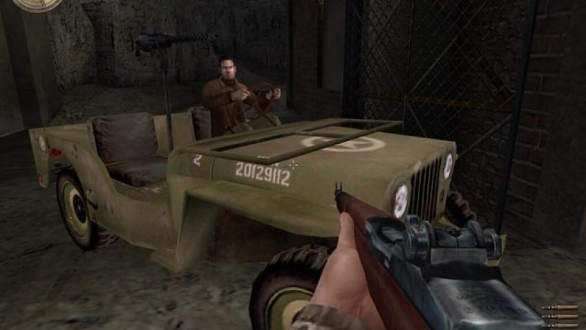 Скриншоты Medal of Honor