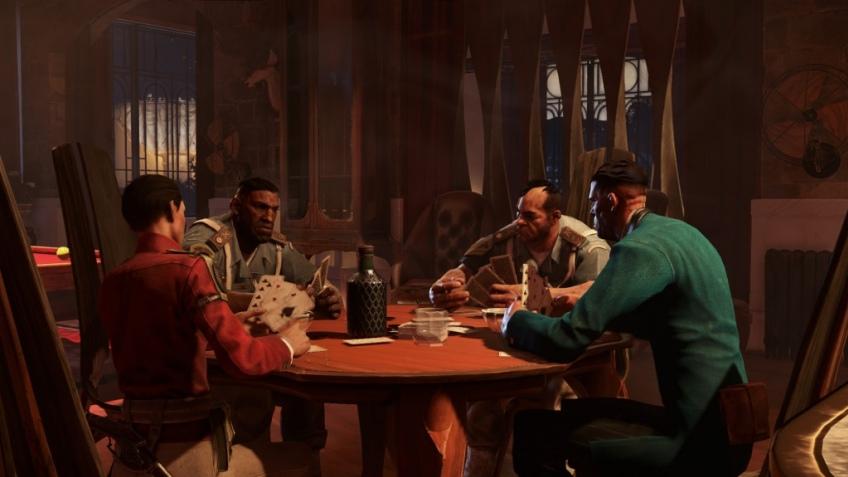 """Игроки в Dishonored2 смогут """"прочитать"""" персонажа по его мимике и поведению"""