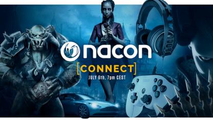 Завтра на Nacon Connect покажут Steelrising, Gollum, Swansong и другие игры