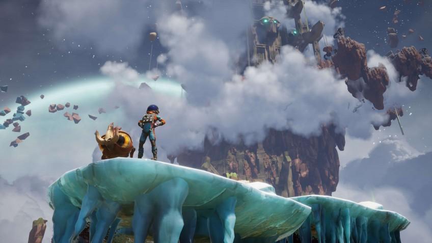 В России Switch-версия Journey to the Savage Planet выйдет28 мая