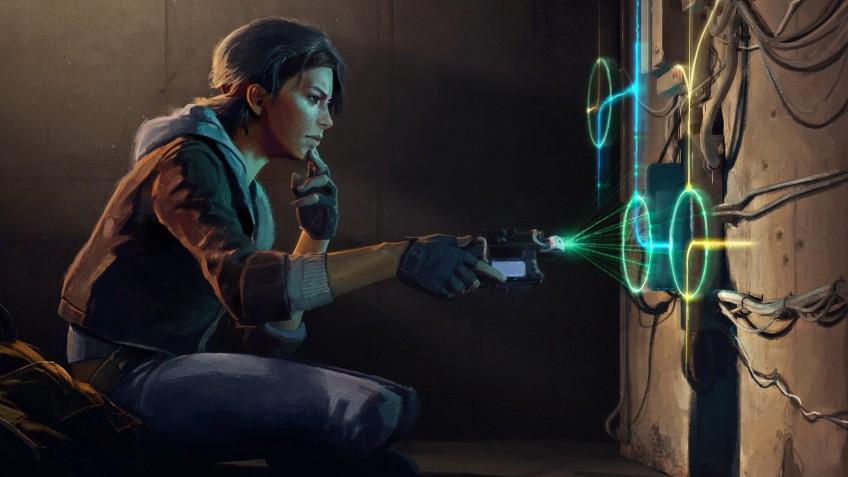 Став бесплатной, оригинальная Half-Life побила исторический пик в Steam