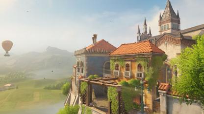 Игроки Overwatch негативно встретили тестовый запуск карты Malevento