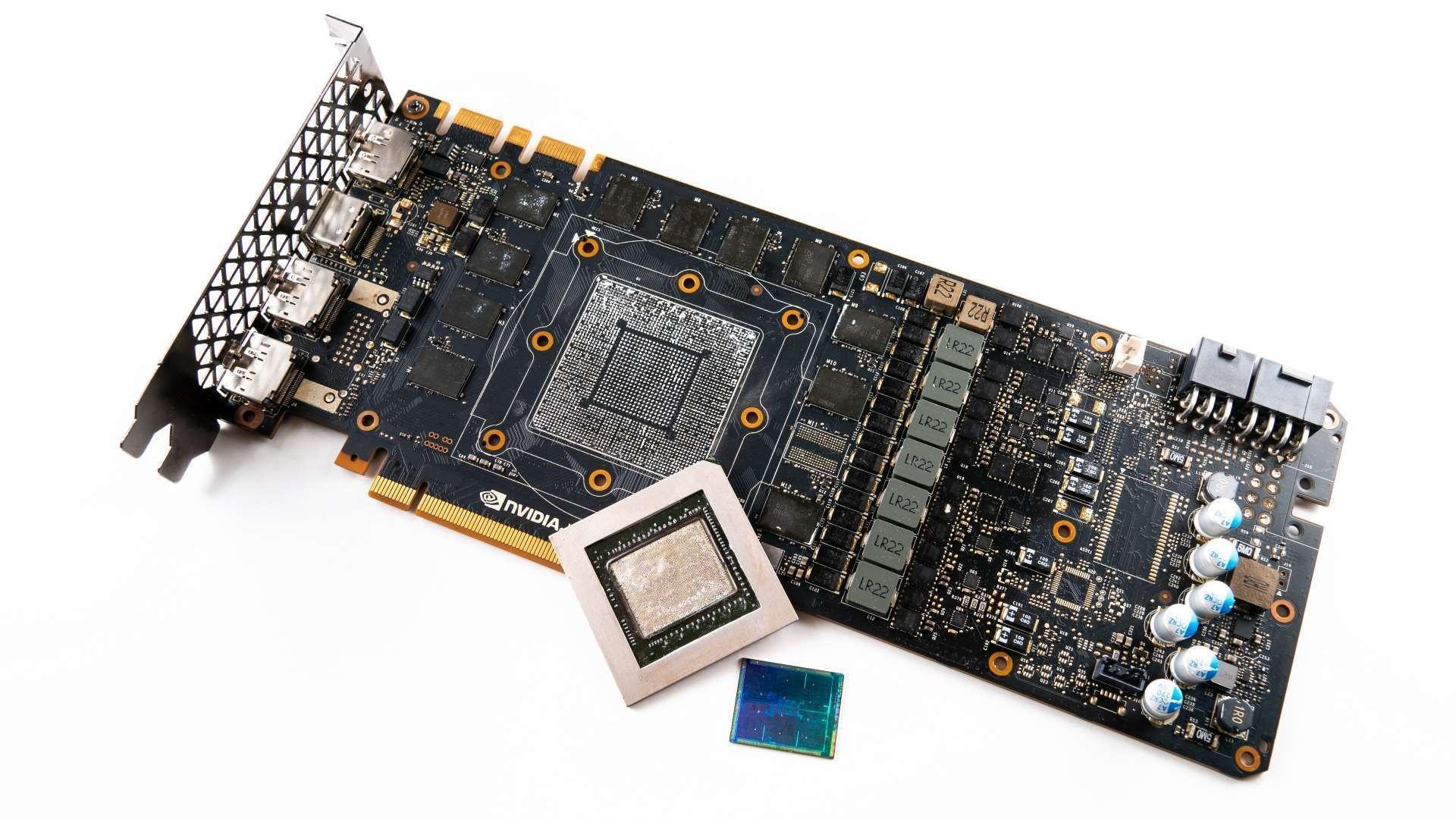 В Китае готовят конкурента NVIDIA GeForce GTX 1080