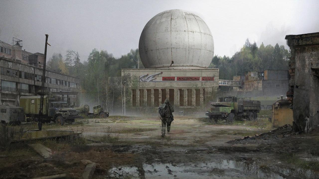 Актёр озвучки S.T.A.L.K.E.R.2 заявил, что игру хотят выпустить к зиме этого года