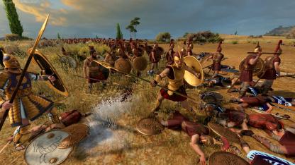 Авторы Total War Saga: Troy представили всех полководцев
