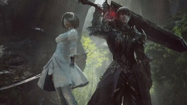 Кроссовер Final Fantasy XIV и Nier: Automata на подходе: смотрим свежий трейлер