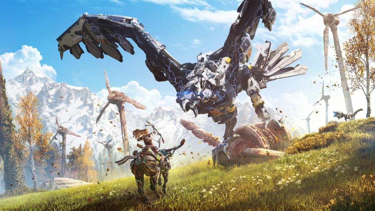 СМИ: Sony работает над сиквелами Horizon Zero Dawn и God of War