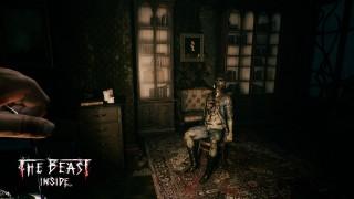 Хоррор The Beast Inside выйдет в октябре
