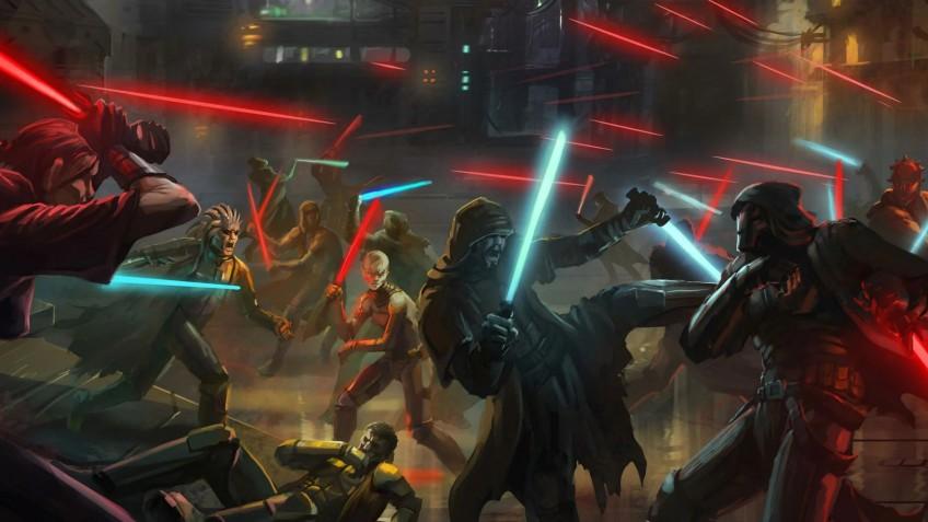 СМИ: проект «Люминос» для Star Wars касается только книг и комиксов