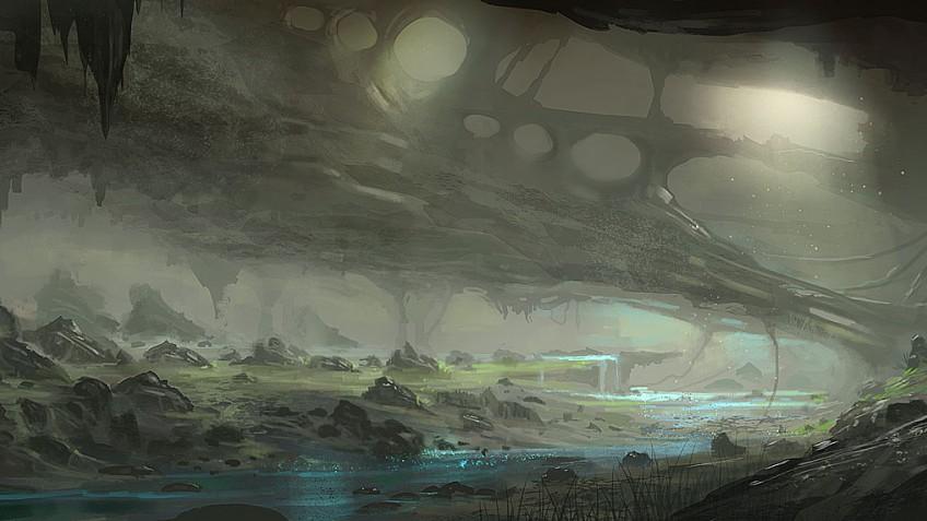 Патч3.7 ввёл в Star Citizen пещеры и новые карты