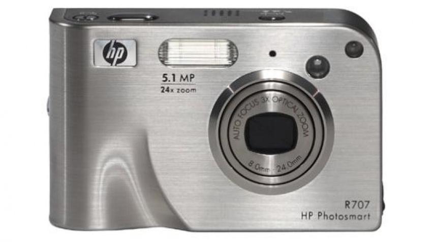 HP отзывает R707