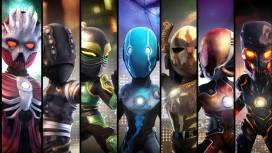Герои Kinect выходят на арену
