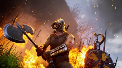 Новый трейлер Rune2 указал точную дату выхода игры