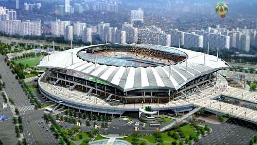 Финал чемпионата по League of Legends проведут на футбольном стадионе