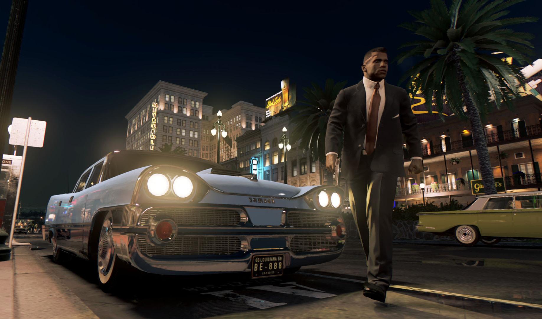 Для Mafia III Даниэль Вавра планировал двух играбельных героев