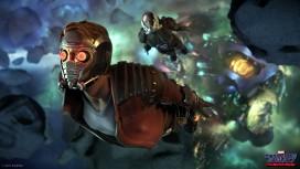 Стражи галактики встречают Таноса в трейлере Guardians of the Galaxy: The Telltale Series