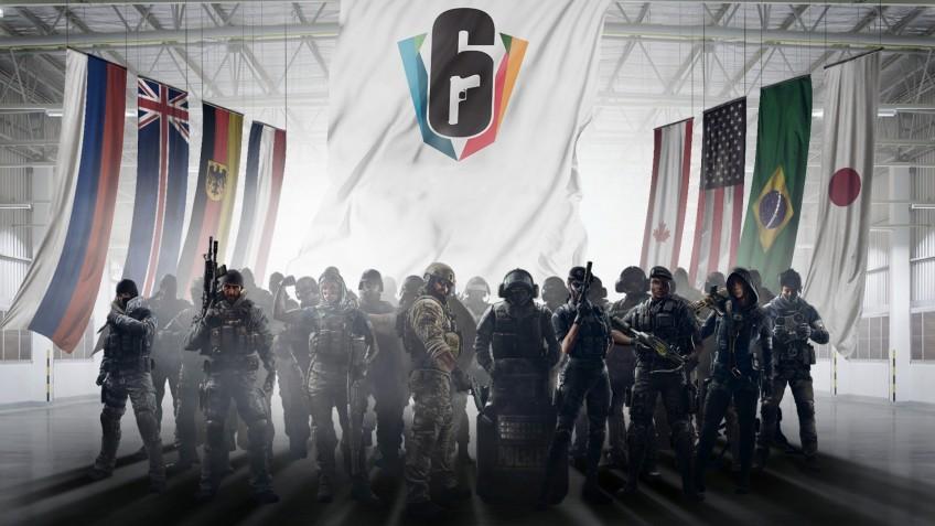 Ubisoft выпускает соревновательный режим для Rainbow Six: Siege
