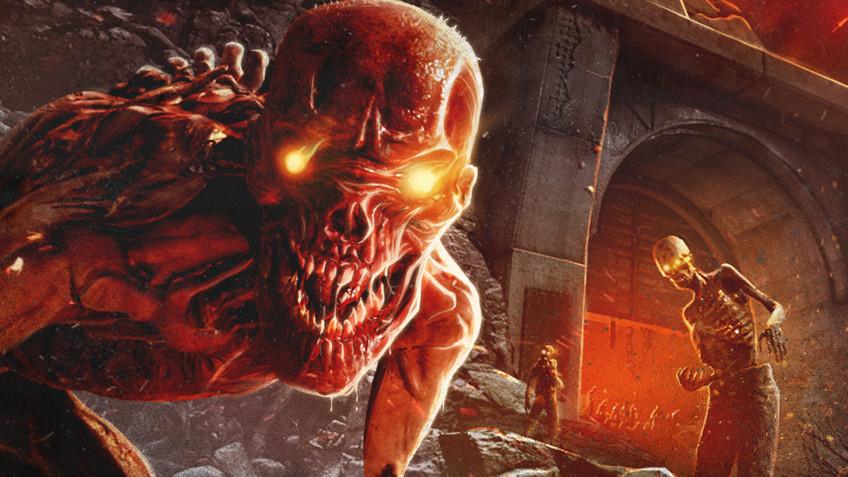 К Zombie Army 4: Dead War выпустили финальную миссию Dead Zeppelin