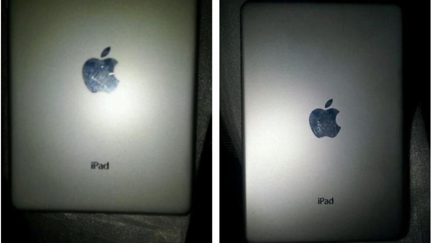 В Сети появились фотографии iPad Mini