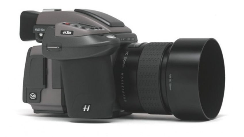 Фотоаппарат на 50 мегапикселей