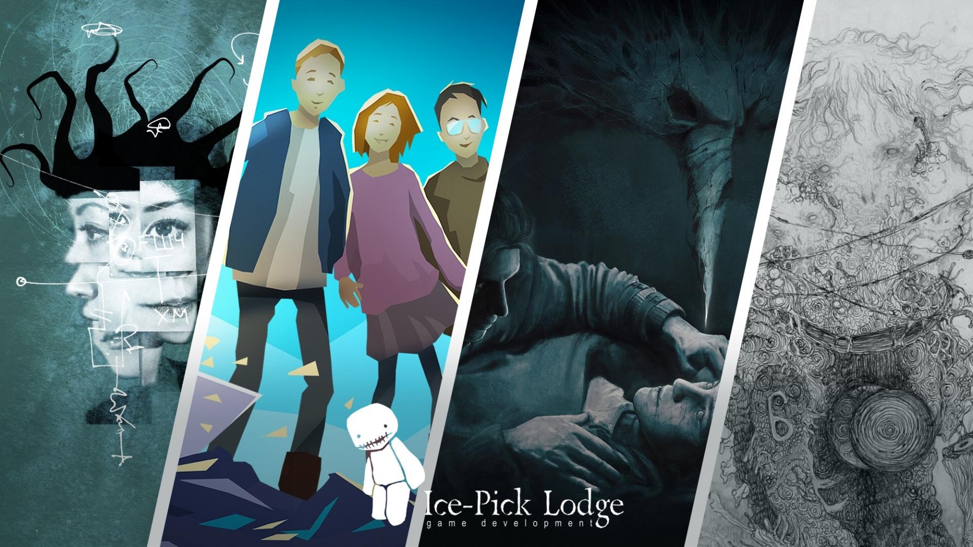 Ice-Pick Lodge анонсировала три новые игры — все для смартфонов
